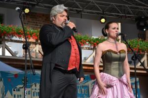 Czar operetki i musicalu na zamku (2), 10.7.2015 r