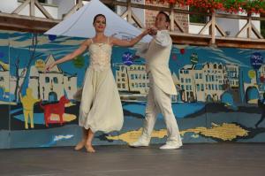 Czar operetki i musicalu na zamku (3), 10.7.2015 r