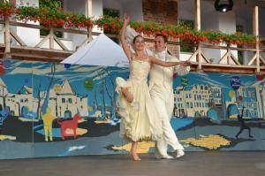 Czar operetki i musicalu na zamku (4), 10.7.2015 r