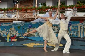 Czar operetki i musicalu na zamku (5), 10.7.2015 r